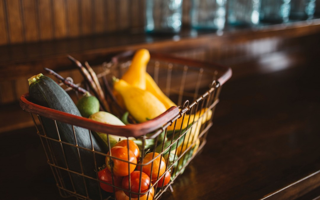 Make Healthy Grocery Shopping Easy