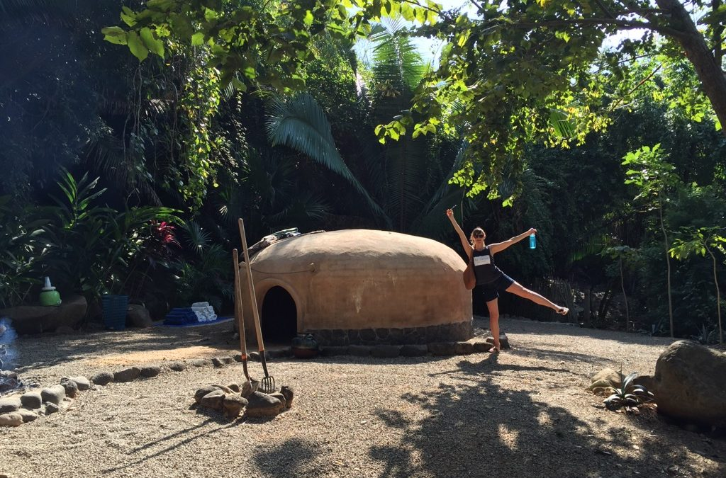 Mexican Sweat Lodges and the Power of Staying